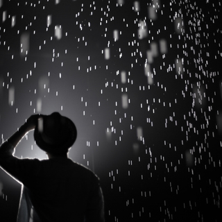 <strong>Photography</strong><br/> Documentation of Random International's <em>Rain Room</em> at Yuz Museum Shanghai<br/>