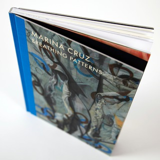 <strong>Artist Publication</strong><br/> <em>Breathing Patterns</em><br/> by Marina Cruz